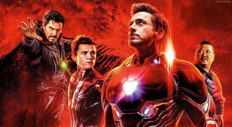 Avengers Infinity War Korean Trailer