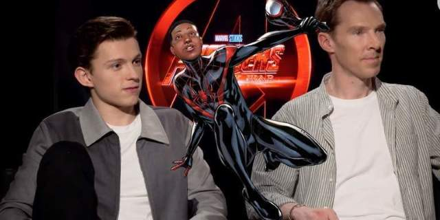 avengers-infinity-war-miles-morales-tom-holland-explains-benedict-cumberbatch