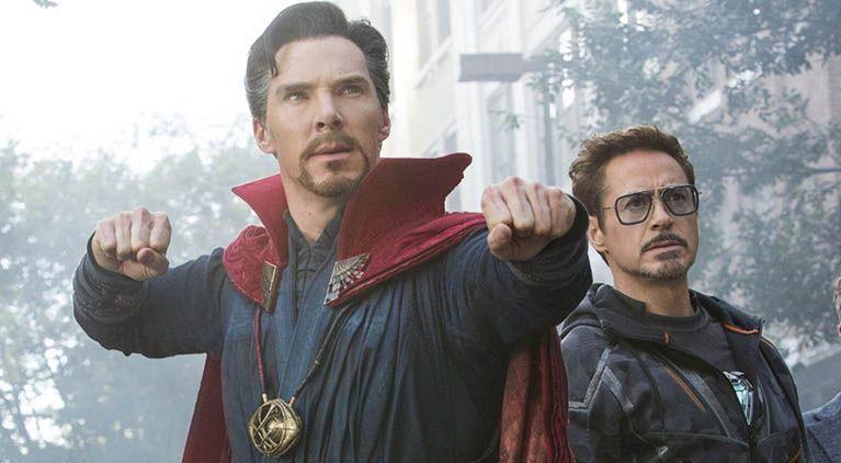 avengers infinity war robert downey jr doctor strange