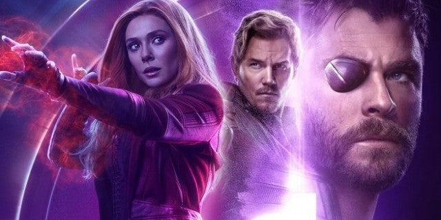 Elizabeth Olsen Spoiled Avengers: Infinity War And Endgame But No One Noticed