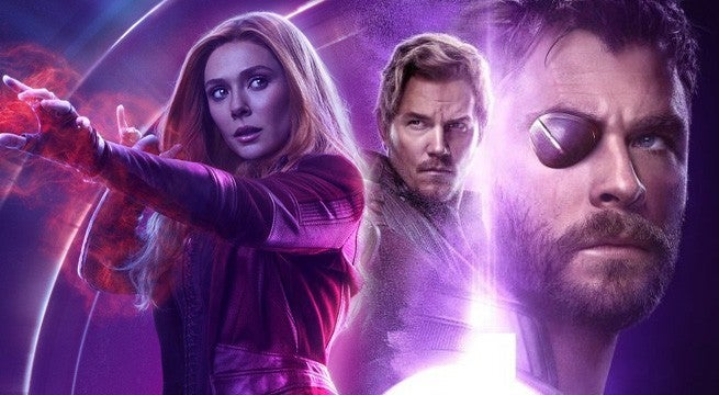 Avengers-Infinity-War-Scarlet-Witch-Thor-Star-Lord