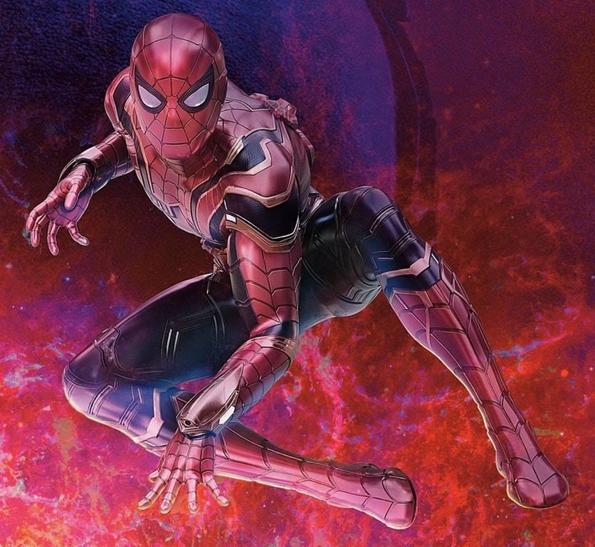 Avengers Infinity War Spider-Man