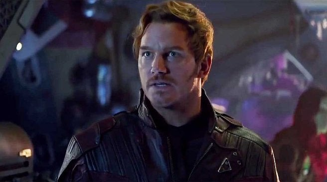 Avengers Infinity War Star Lord Worst Hate