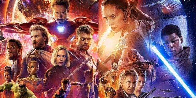 avengers infinity war the force awakens
