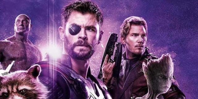 avengers infinity war thor easter egg