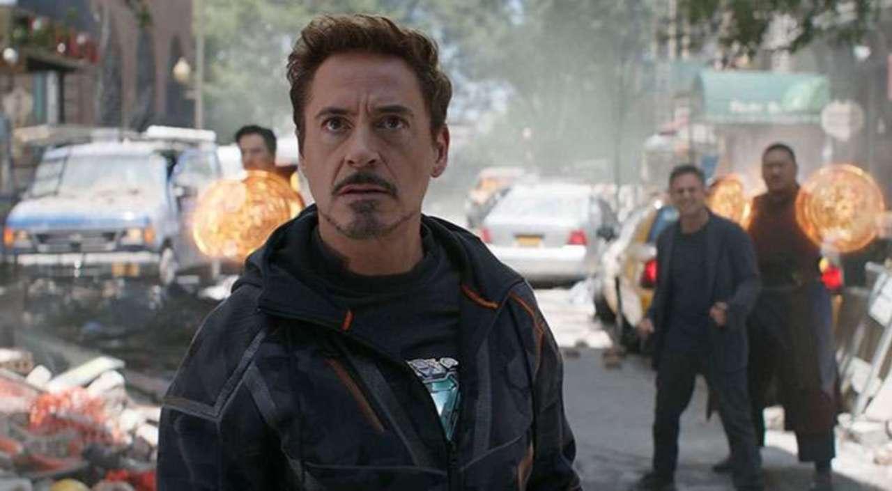 avengers infinity war robert downey jr announces science bros