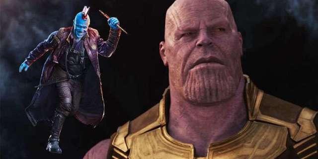 avengers infinity war yondu thanos