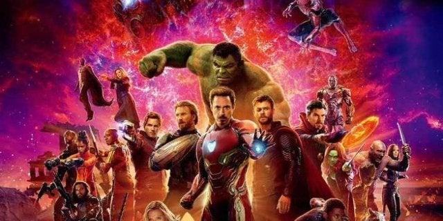 Avengers Infintiy War Header Image