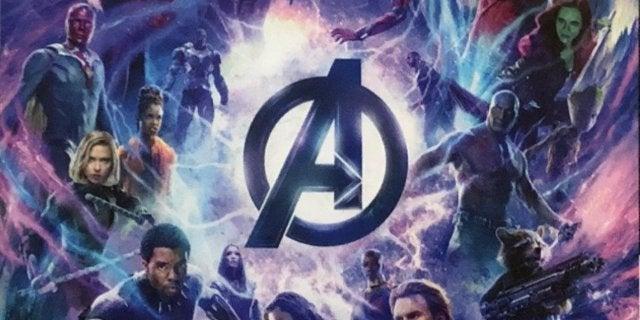 Avengers Moviebill