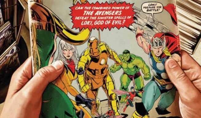 Avengers No Surrender - Twist