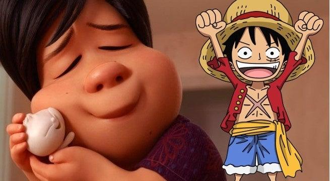 bao pixar one piece