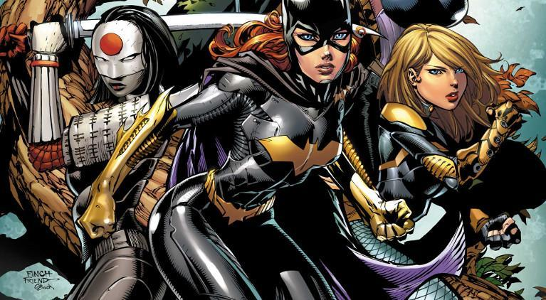 Batgirl Birds of PRey