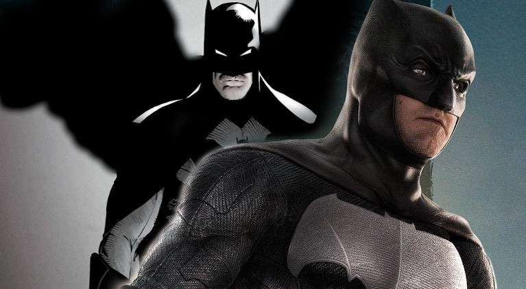 Batman Ben Affleck Scott Snyder