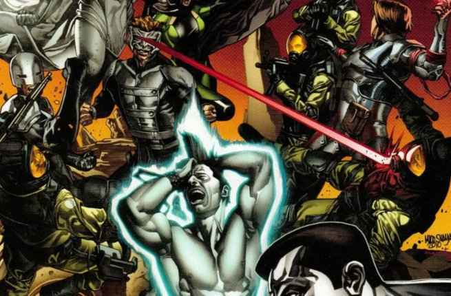 Best Legion Comics - New Mutants 24