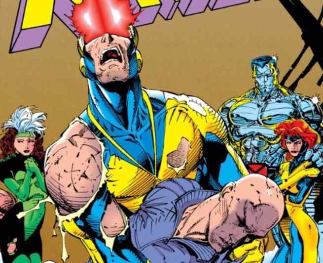 Best Legion Comics - Uncanny X-Men 280
