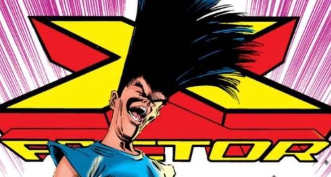 Best Legion Comics - X-Factor 109