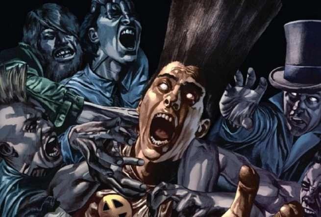 Best Legion Comics - X-Men Legacy 252