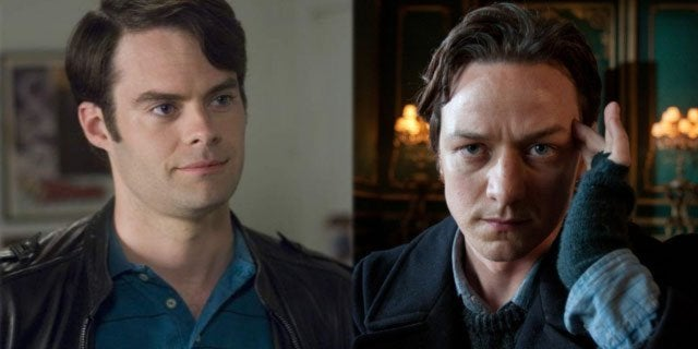 bill hader james mcavoy it sequel