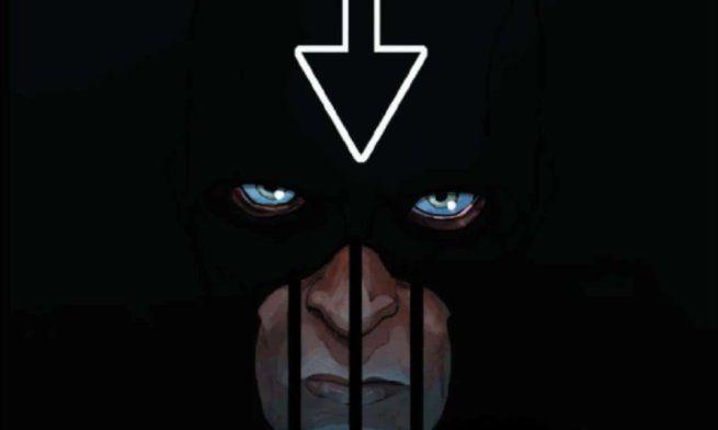 Black Bolt Marvel Comics - Cover
