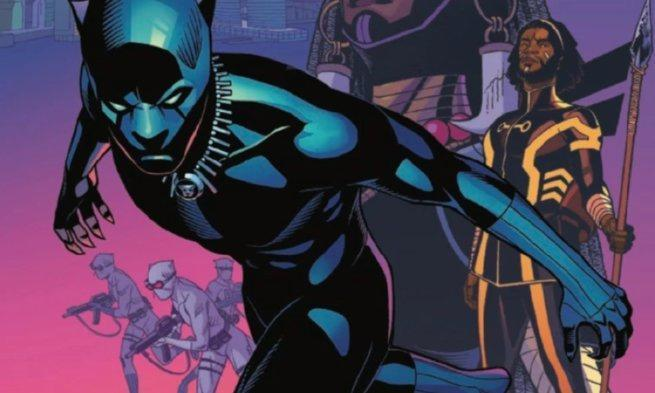 Black Panther 172 Review - Cover