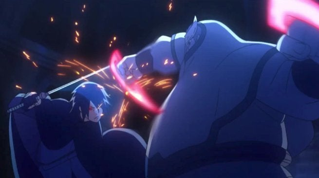Boruto 54 Sasuke vs Kinshiki