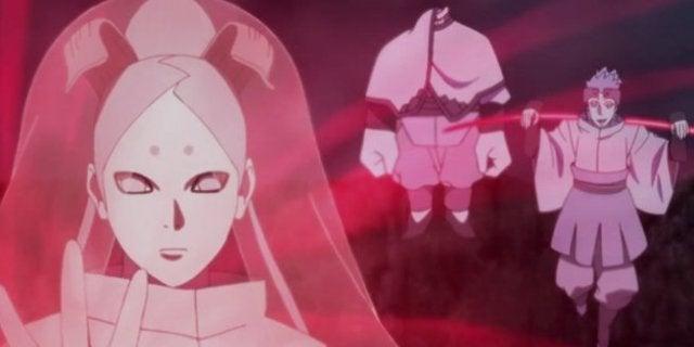 Boruto Episode 55 Momoshiki Kills Killer B Death