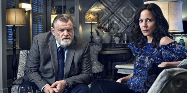 brendan gleeson mr mercedes holly marie combs