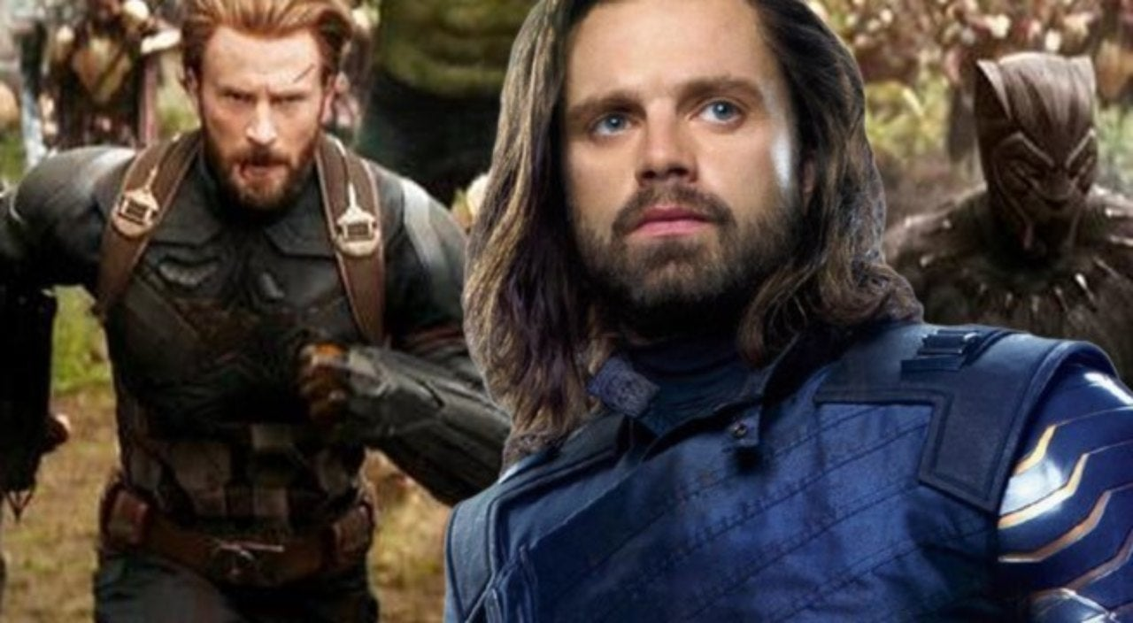 Marvel Tweets New Captain America & Bucky Promo And Fans Are Losing It