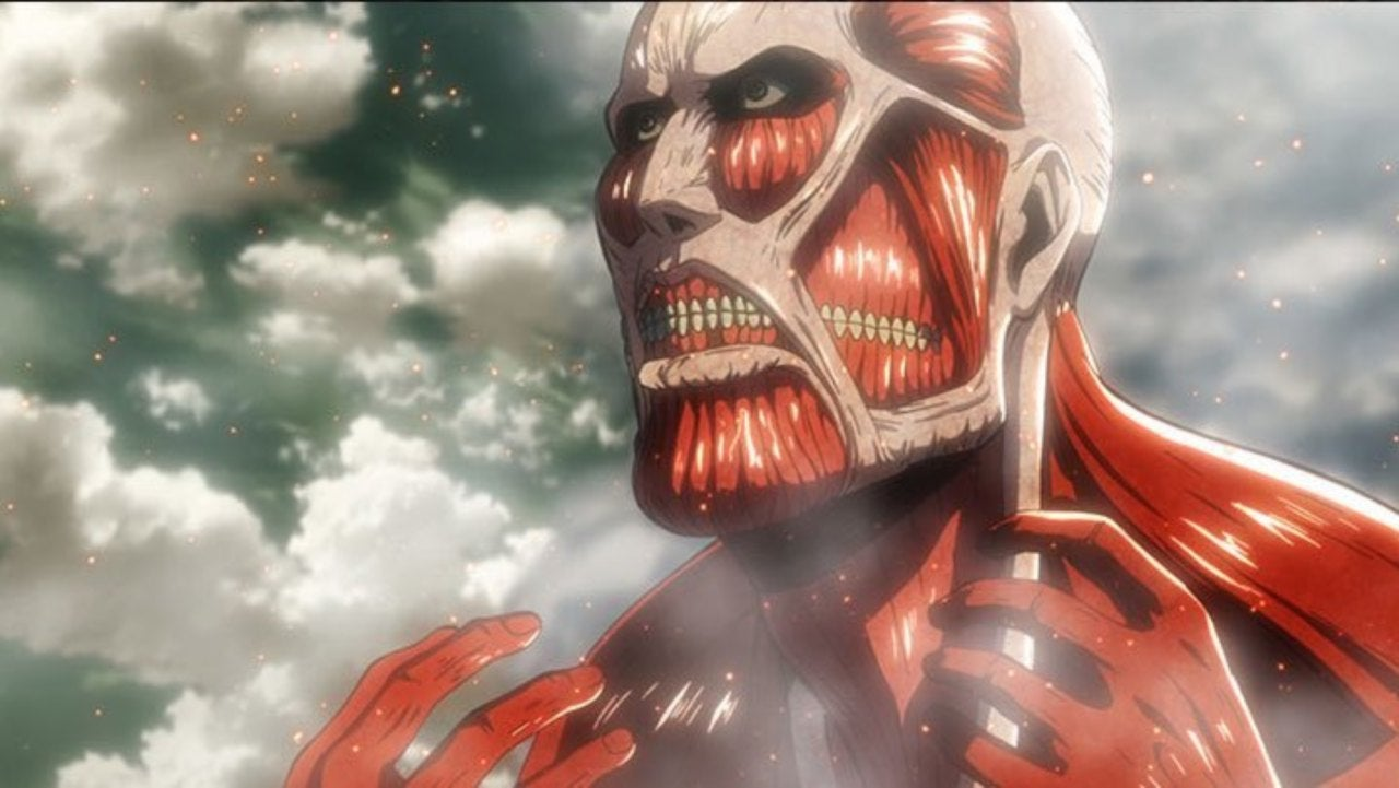 Attack On Titan Reveals The New Colossus Titan