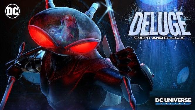 DC Universe Online Title