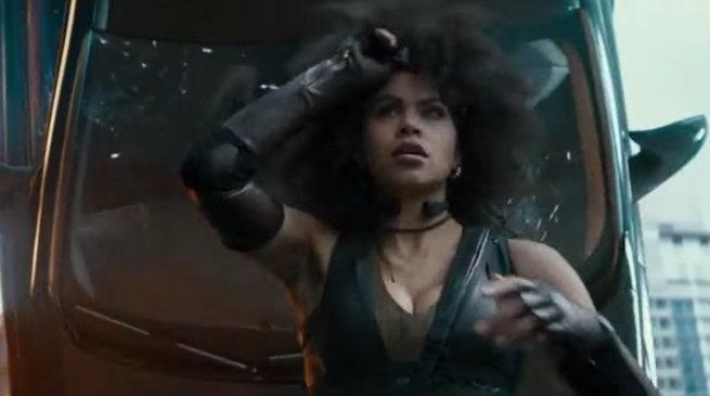 Deadpool 2 Domino Audition Video