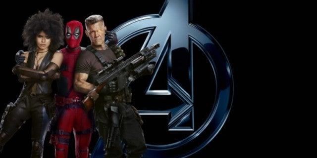 Deadpool 2 X-Force Avengers ComicBookcom