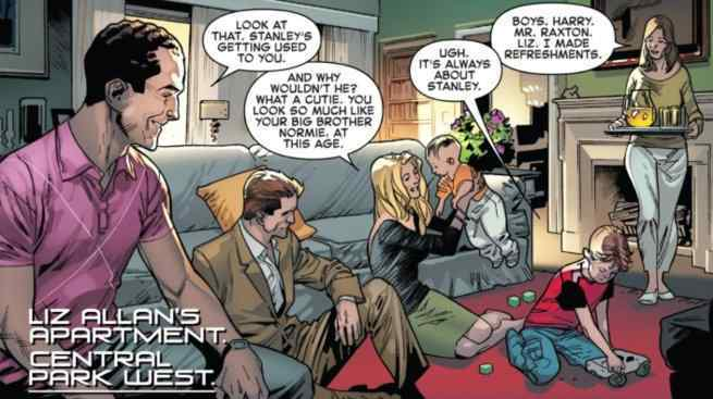 Death Amazing Spider-Man 800 - Harry Osborn