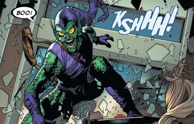 Death Amazing Spider-Man 800 - Norman Osborn