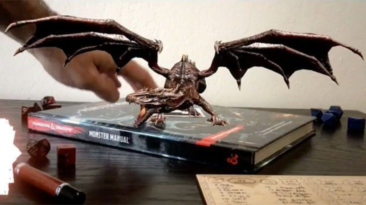 augmented reality dnd