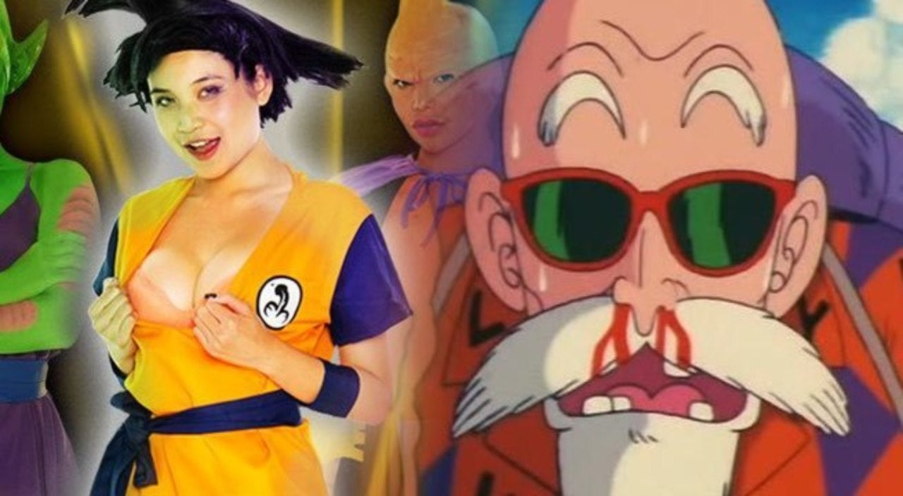 Dragon ball xxx movies