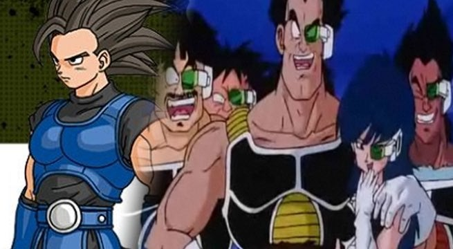 dragon ball saiyans