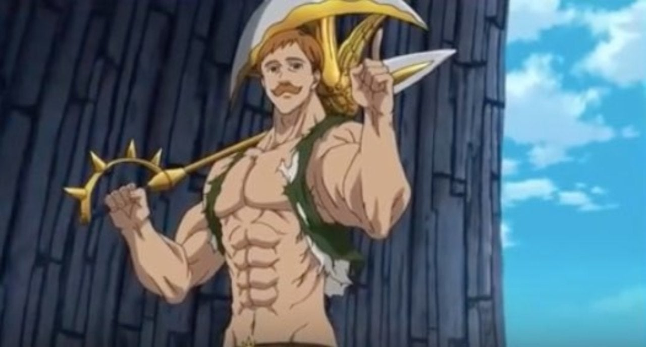 The Seven Deadly Sins' Finally Reveals Escanor, The Lion's Sin of ...