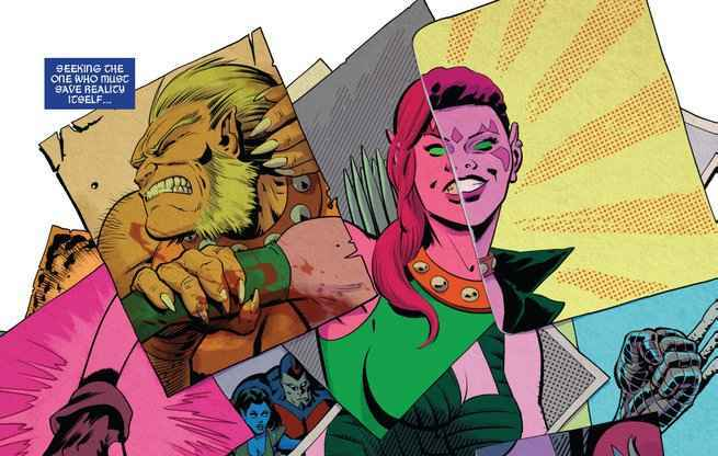 Exiles #1 Review - Javier Rodriguez