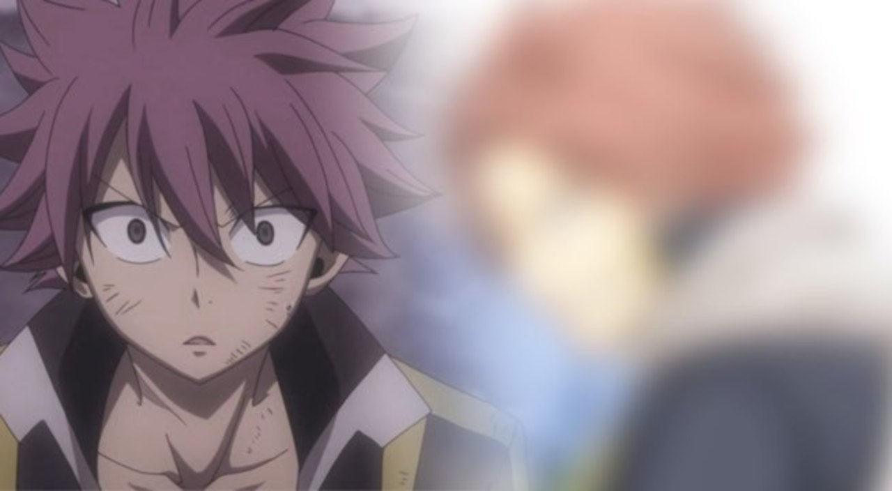 Fairy Tail Creator Reveals Aged Up Natsu Happy Designs