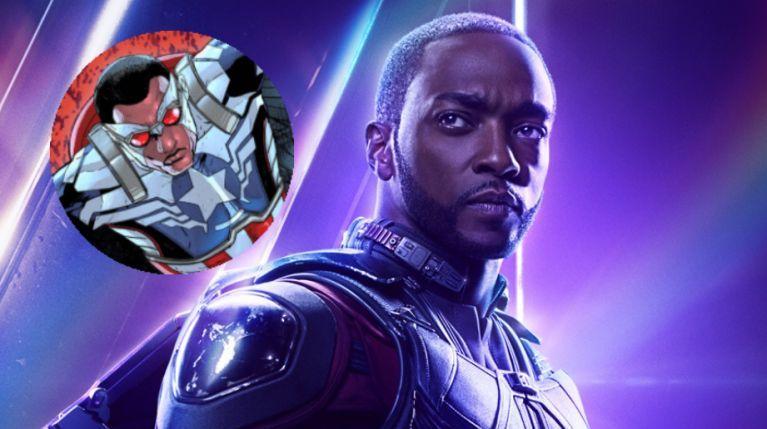 Falcon Captain America comicbookcom