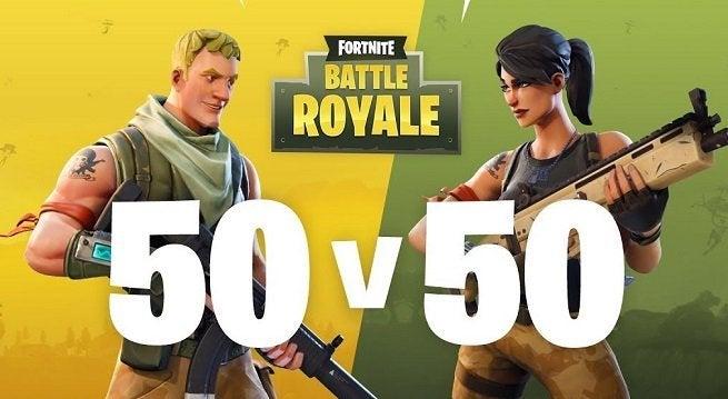 Fortnite 50v50 Featured