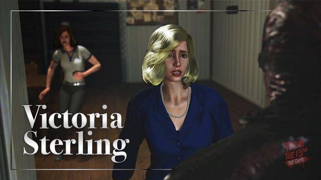 Friday the 13th the game Victoria