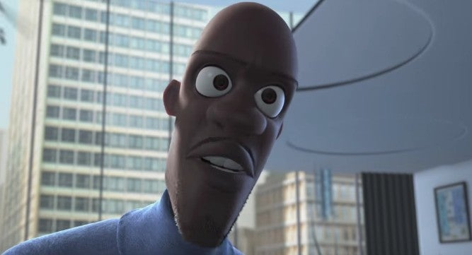 frozone wife incredibles