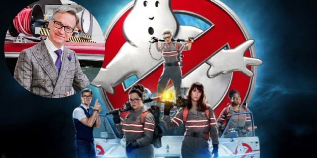 Ghostbusters Paul Feig comicbookcom