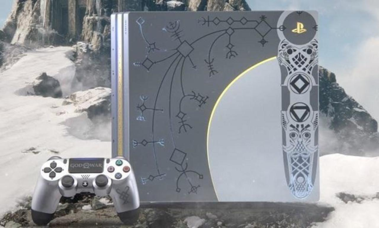 Win A God Of War Ps4 Pro Bundle And Leviathan Axe Replica