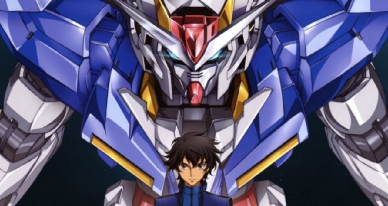 Mobile Suit Gundam 00' Announc...