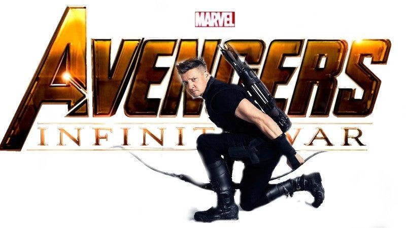 Hawkeye Avengers Infinity War Role Revealed