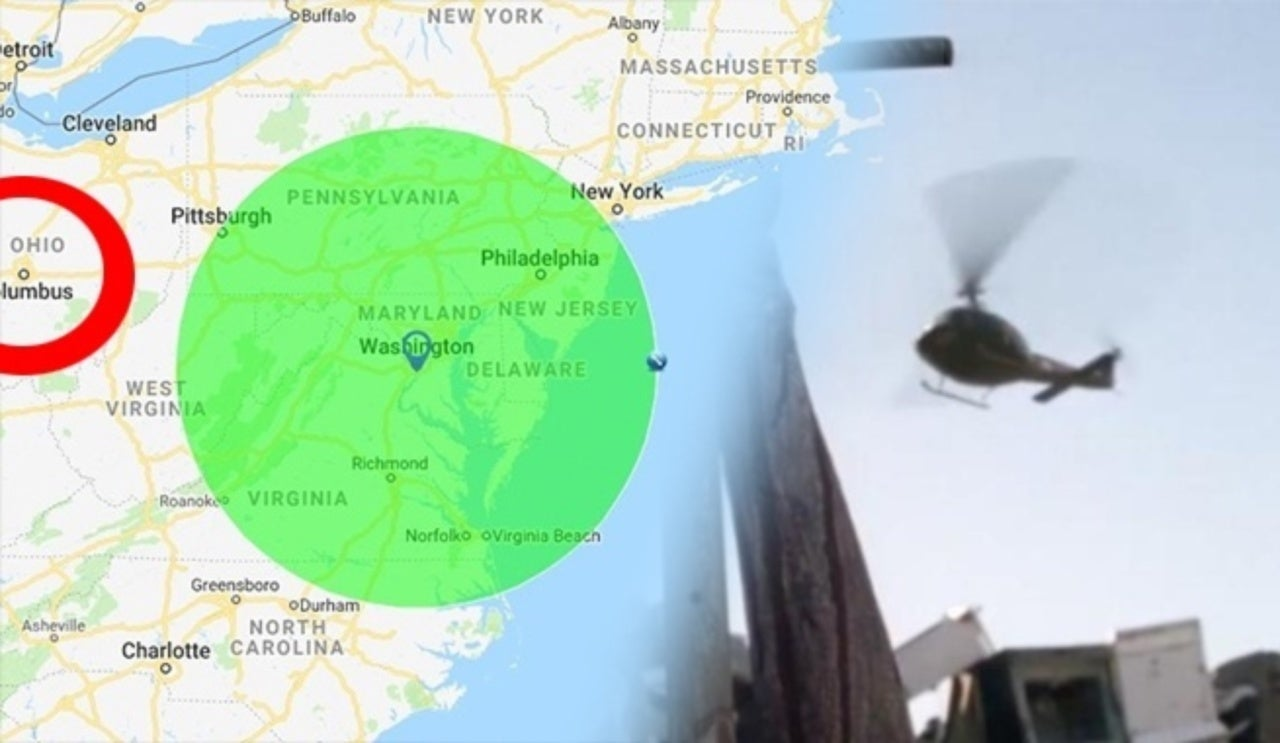 Google Maps Helps Solve 'The Walking Dead' Helicopter Mystery on