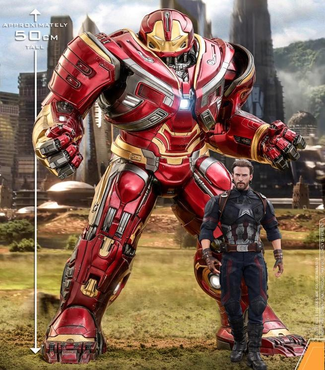 Hot Toys - AIW - Hulkbuster power pose collectible figure_PR3